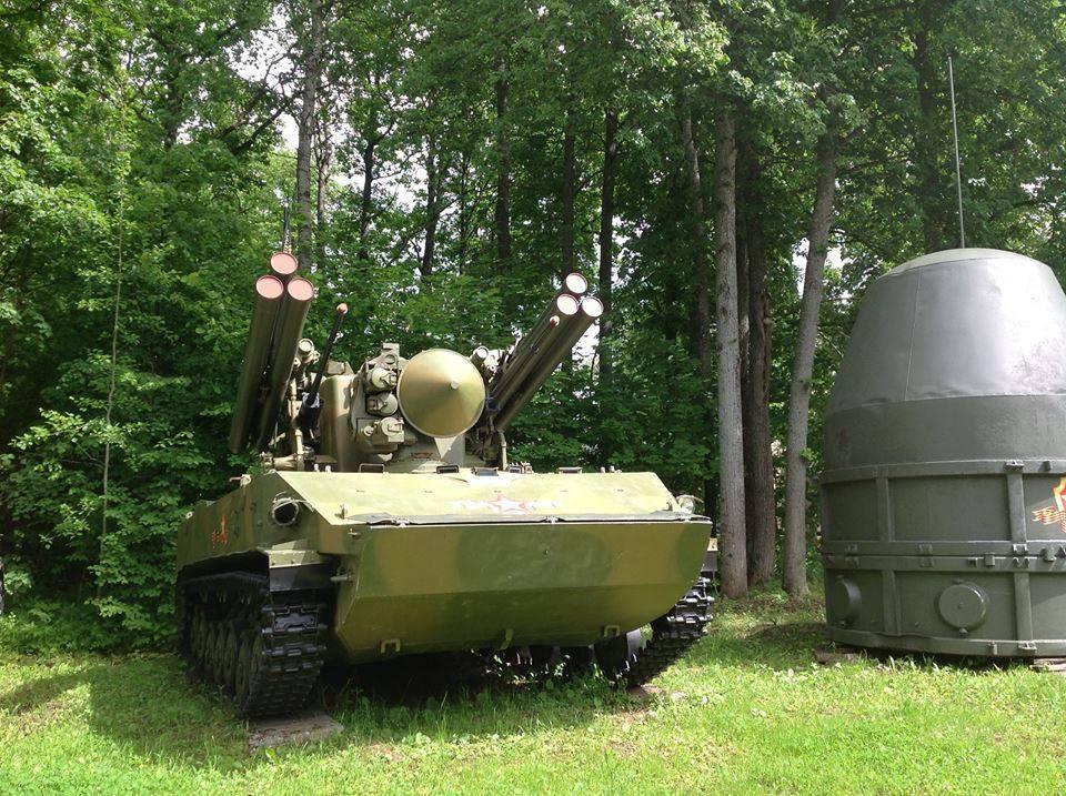"""Зенитный ракетно-артиллерийский комплекс """"Роман"""""""