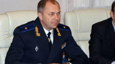 глава СК Беларуси Иван Носкевич