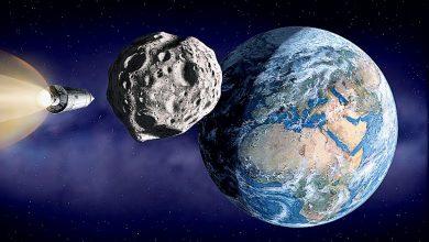 Ракеты против астероидов