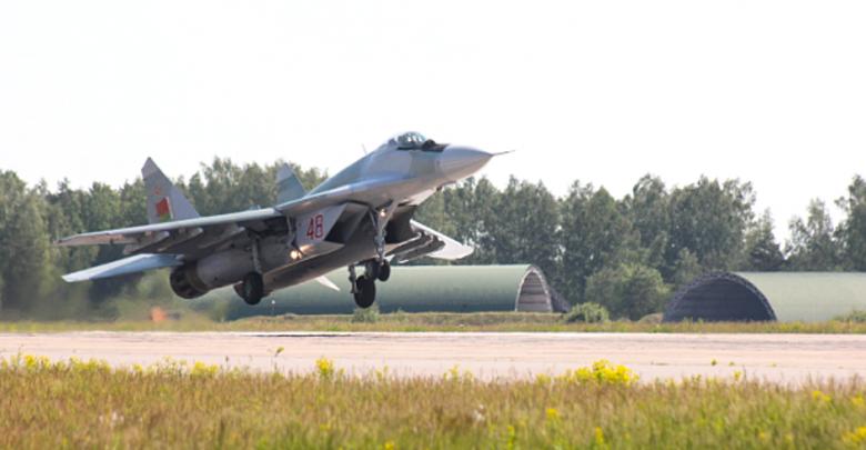 В Беларуси началась проверка подразделений ВВС и войск ПВО