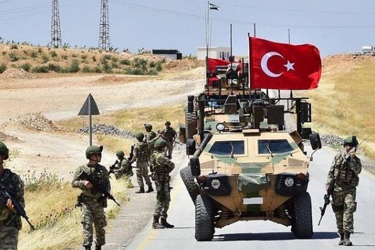 Турецкие интервенты покидают Сирию