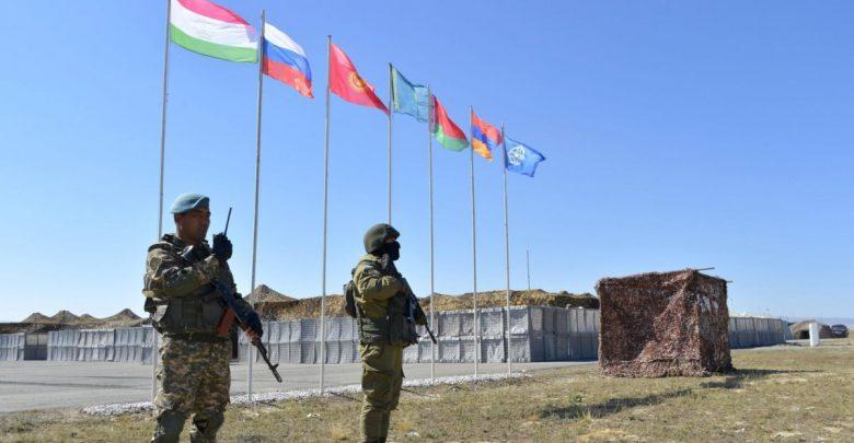 учения стран-участниц ОДКБ