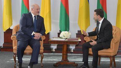 Photo of Лукашенко пригласил Зеленского в Беларусь