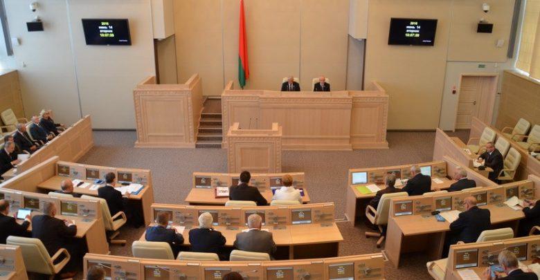 В стране проходят выборы в Совет Республики