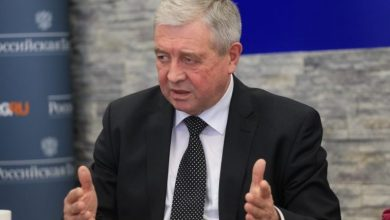 Посол Беларуси в России Семашко