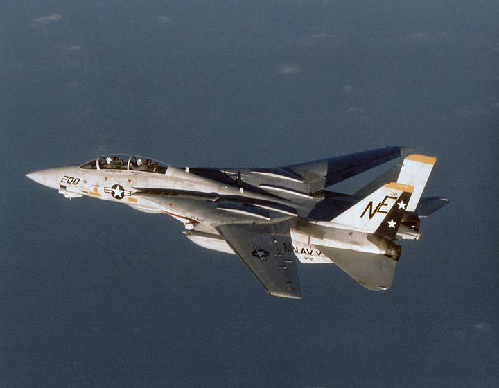 Истребитель F-14 Tomcat