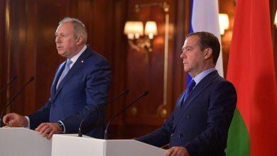 Медведев и Румас