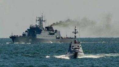 корабли в Чёрном море