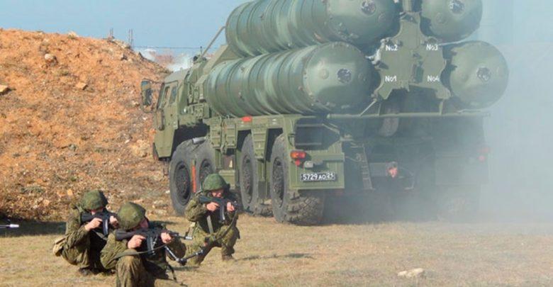 учения российских военнослужащих