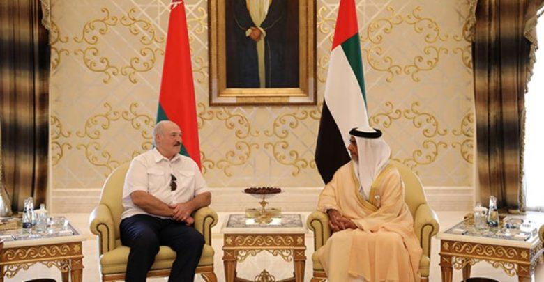 Начался визит Президента Беларуси Александра Лукашенко в Объединенные Арабские Эмираты, 1 ноября 2019 года