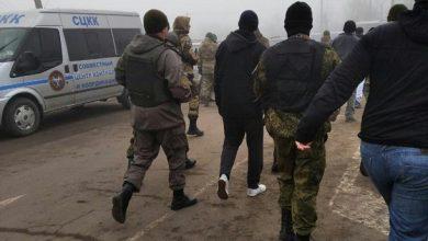 Обмен пленными между ДНР и Украиной