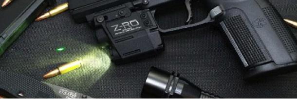 Подствольный лазер, который «безопасно» ослепляет