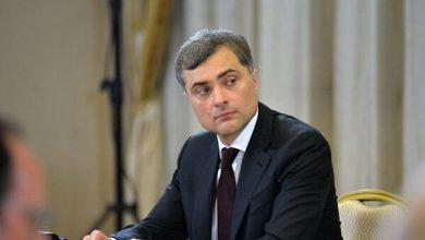Помошник президента России Сурков