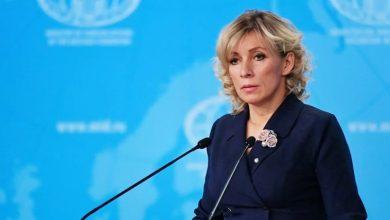 Photo of Захарова ответила на готовность Украины принять «пару областей» России