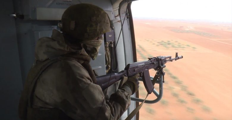 ВКС РФ проводит патрулирование в Сирии