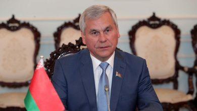 председатель Палаты представителей Нацсобрания Владимир Андрейченко