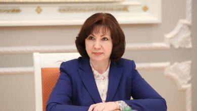 председатель Совета Республики Наталья Кочанова