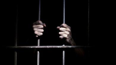 тюрьма, решётка