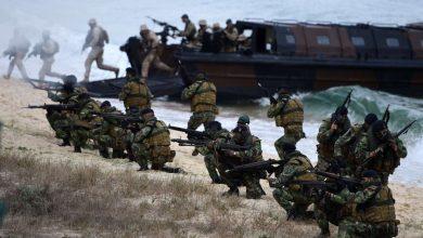 учения, военные
