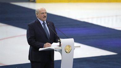 Photo of Лукашенко открыл Рождественский турнир по хоккею