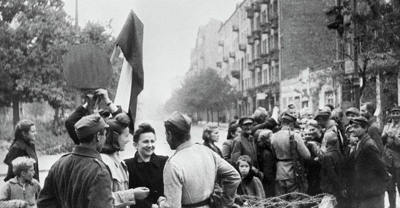 Освобождение Варшави войсками РККА