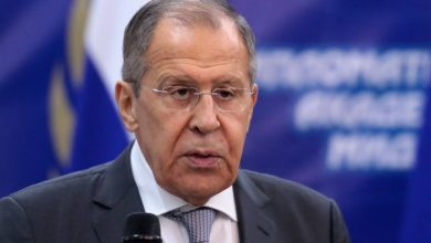 Глава МИД России Лавров