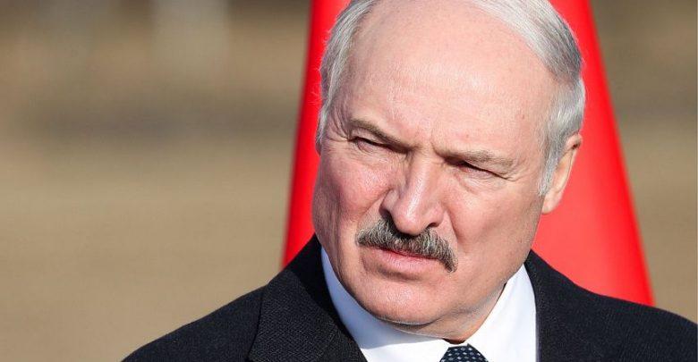 Президент Беларуси хмурится