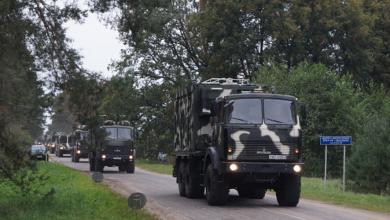 Photo of На белорусских дорогах появится военная техника