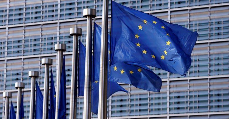 флаг Евросоюза, ЕС