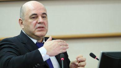 новый премьер-министр России Михаил Мишустин