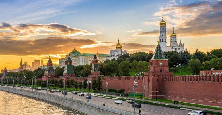 столица России, Москва, Кремль