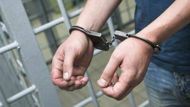 наручники, задержание