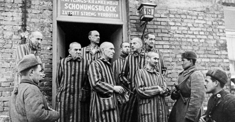 освобождение Освенцима