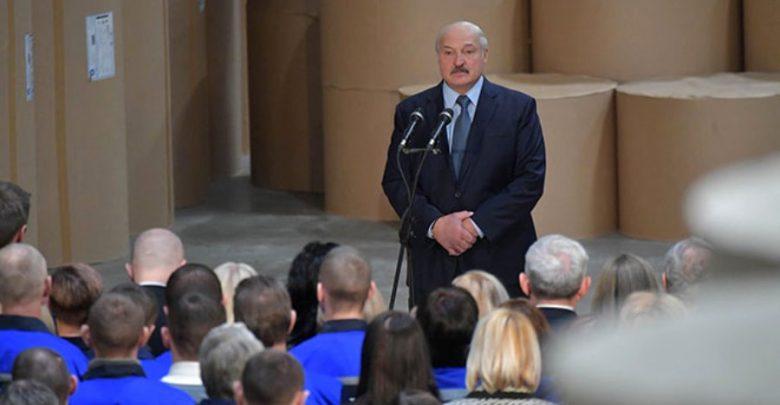 Президент Беларуси Александр Лукашенко 24 января совершил рабочую поездку в Шклов