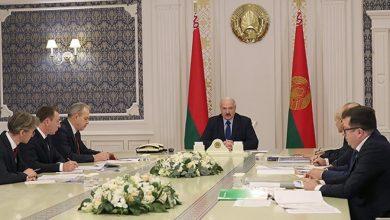 Президент Беларуси Александр Лукашенко 21 января провел совещение по вопросам повышения эффективности реализации нефтепродуктов на экспорт