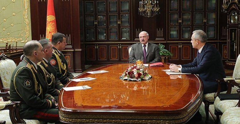 Президент Беларуси Александр Лукашенко 20 января рассмотрел кадровые вопросы