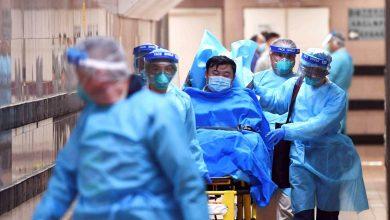 коронавирус, медики, Китай