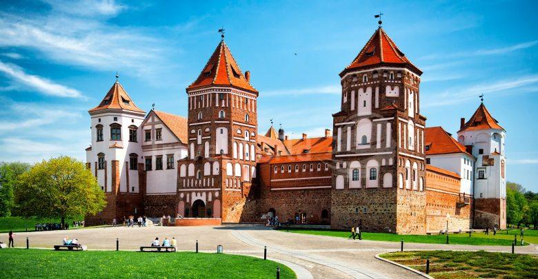 Беларусь, замок