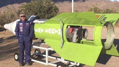 Photo of «Плоскоземец» Майк Хьюз погиб при старте самодельной ракеты