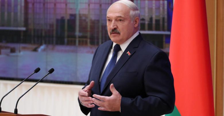 Лукашенко на пресс конференции разьяснил ситуацию с короновирусом