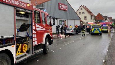 Photo of Автомобиль въехал в толпу на карнавале в Германии