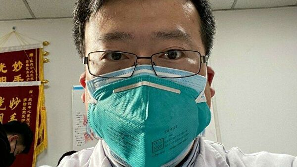 Фото умершего врача первого кто забил тревогу об эпидемии коронавируса