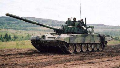 Photo of Видеофакт: стрельба управляемыми ракетами из Т-72Б