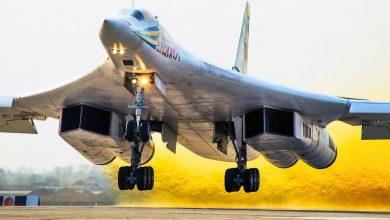 Модернизированный Ту-160М поднялся в воздух