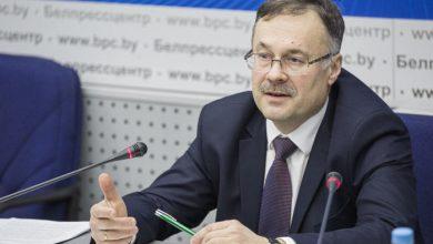 первый заместитель председателяВерховного суда Беларуси Валерий Калинкович