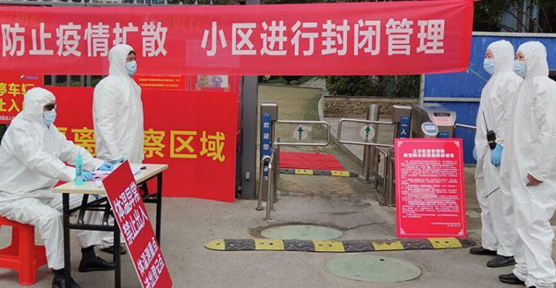Мероприятия в Китае по борьбе с коронавирусом