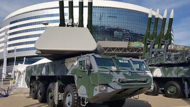 Photo of Фотофакт: новая ракета для белорусского «Бука» может работать в условиях помех