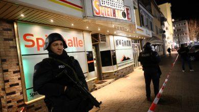 Photo of В Германии найдено тело подозреваемого в стрельбе в кальянных