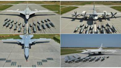 Photo of Стратегическая авиация РФ показала свое оружие