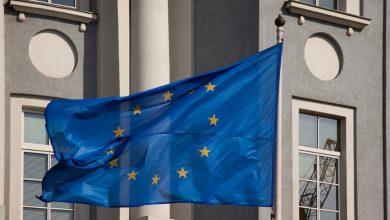 флаг ЕС, делегация Европарламента